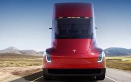 Xe tải điện của Tesla ra mắt rồi: Không gương chiếu hậu, chạy được tới 800km trong 1 lần sạc, gầm thấp như xe con