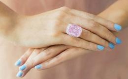 Viên kim cương hồng lớn nhất thế giới có thể được bán với giá 681 tỷ đồng