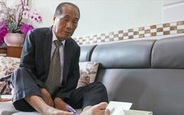 """Thầy giáo Nguyễn Ngọc Ký: """"Dạy văn là để cho các em hiểu đời, hiểu người và hiểu chính mình"""""""