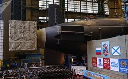 Tàu ngầm tên lửa mới của Nga có những cải tiến ưu việt gì?