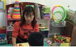 Ngày 20/11 và câu chuyện rớt nước mắt của cô giáo dạy trẻ tự kỷ