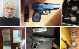Truy bắt 3 đối tượng dùng súng xông vào nhà cướp tài sản