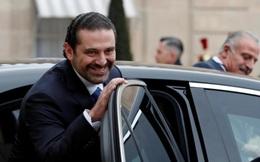 """Thủ tướng """"lưu lạc"""" của Lebanon chấp nhận về nước"""