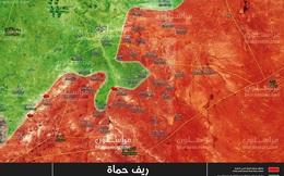 Quân Syria đánh bật tấn công thánh chiến tại tuyến lửa Hama