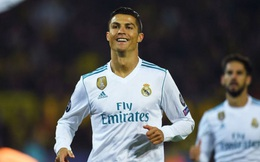 Ronaldo chuẩn bị lập kỷ lục mới ở Champions League