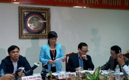 Công bố kết luận về sự cố y khoa 4 trẻ tử vong tại Bệnh viện Sản - Nhi Bắc Ninh