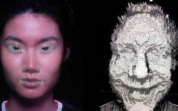"""Thực tế thì Face ID """"nhìn thấy"""" khuôn mặt bạn như thế nào?"""