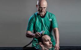 Ghép đầu người năm 2017 hóa ra là hứa suông: Bác sĩ Canavero chỉ khâu đầu người chết vào một thi thể khác