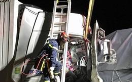 Tai nạn kinh hoàng, 3 xe ôtô dồn toa khiến hai người chết tại chỗ