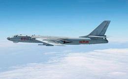 Máy bay ném bom hạng nặng Trung Quốc lại xuất hiện ở Biển Đông