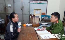 Bắt 'tú bà' môi giới mại dâm ở huyện miền núi xứ Nghệ