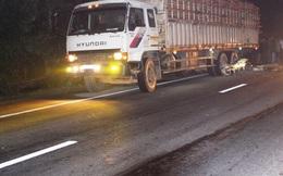 Hà Tĩnh: Người đàn ông chết thảm dưới bánh xe tải