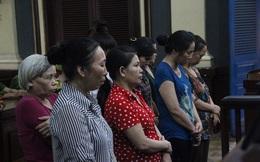 9 phụ nữ trộm 650 cây vải trong sân bay Tân Sơn Nhất