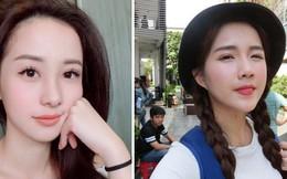 """Nhan sắc hiện tại của 3 hot girl Việt từng được mệnh danh """"cô bé trà sữa"""""""