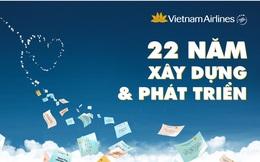 Nhìn lại hành trình 22 năm Vietnam Airlines cất cánh ra thế giới