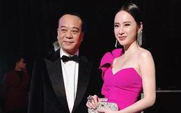 Angela Phương Trinh gợi cảm hội ngộ diễn viên TVB đình đám Âu Dương Chấn Hoa trên thảm đỏ tại Singapore