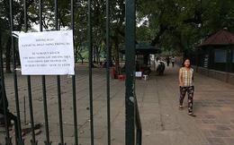 Bất ngờ cấm gửi xe ở Văn Miếu, du khách không biết để ở đâu