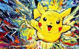 Những bức họa hiện đại được vẽ theo phong cách Van Gogh