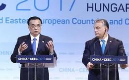 """Dựa vào """"châu Âu mới"""", Trung Quốc tiến vào """"châu Âu cũ"""" kiêu kỳ"""