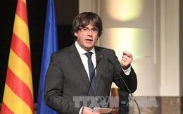 Thủ hiến bị phế truất vùng Catalonia sẽ ở Bỉ cho tới sau cuộc bầu cử địa phương