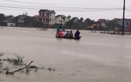 Công điện khẩn yêu cầu ứng phó với mưa lũ