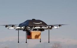 Máy bay giao hàng của Amazon: Khi có sự cố sẽ tự 'rơi theo quy trình'