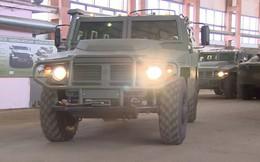 """Cận cảnh """"xe bọc thép Hổ"""" của quân đội Nga"""