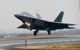 Máy bay tàng hình Mỹ rầm rộ đổ bộ Hàn Quốc, Triều Tiên chế nhạo sâu cay