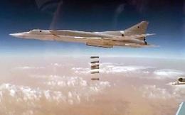 Tu-22M3 Nga tiếp tục giội bom hủy diệt các mục tiêu của IS ở Deir Ezzor
