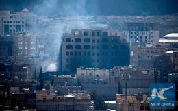 Đại sứ quán Iran ở Yemen bốc cháy dữ dội vì bị tấn công