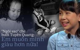 """Gặp cô bé Bống bán """"chè bưởi"""" Tuyên Quang: Tự lập tài chính từ lớp 2, 10 tuổi đã sắm iPhone, laptop!"""
