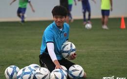 U23 Việt Nam có trợ lý HLV thủ môn đặc biệt