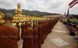 Thái Lan điều tra toàn quốc tội phạm đội lốt nhà sư