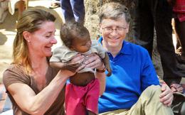 [Hồ sơ tỷ phú]: Bill Gates, tỷ phú với ước mơ thay đổi thế giới