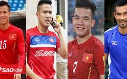 """Những biệt danh """"khó đỡ"""" của các sao bóng đá Việt"""