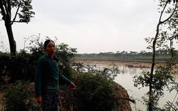 Sạt lở đê sông Chu, nhiều hộ dân cần di dời khẩn cấp