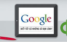 Google biết tất cả nơi bạn đã đến và đi?