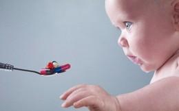 Kháng kháng sinh bắt nguồn từ việc dùng sai thuốc cho trẻ