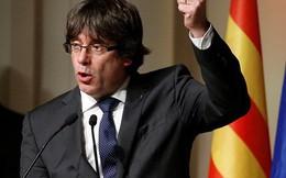 Tây Ban Nha bất ngờ hủy lệnh truy nã cựu Thủ hiến Catalonia