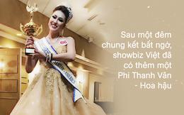 Ai mở miệng gọi Phi Thanh Vân là Hoa hậu?