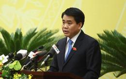 Chủ tịch Chung: Nhiều nơi chọn đá lát vỉa hè không đúng kích cỡ, độ dày, làm rất bừa bãi