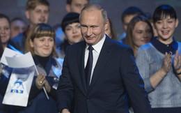 Ông Putin tuyên bố sẽ tranh cử tổng thống Nga nhiệm kỳ 2018 - 2024