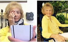 Sau một ca phẫu thuật cột sống, người phụ nữ bị mù 21 năm lại có thể nhìn trở lại khiến mọi người kinh ngạc