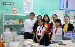 """Reading Books Together: 1000 cuốn sách đầu tiên """"gọi tên"""" Quảng Nam"""