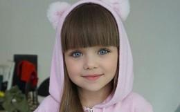 """Sự thật đáng buồn phía sau danh xưng """"Cô bé xinh đẹp nhất thế giới"""" của siêu mẫu nhí người Nga"""