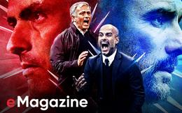 Mourinho, Pep & đại chiến Manchester: Đàn ông đích thực còn cần cả kẻ thù nữa!