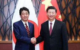 """Nhật sẽ rót vốn cho kế hoạch """"Vành đai và Con đường"""" của Trung Quốc"""