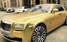 Bạn có thể sở hữu siêu xe Rolls-Royce mạ vàng với giá rẻ bất ngờ nếu thanh toán bằng bitcoin