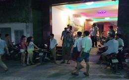 Hai nghi phạm giết người vì mâu thuẫn tại quán karaoke ra đầu thú