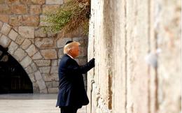 Toan tính của ông Trump về vùng đất thánh Jerusalem